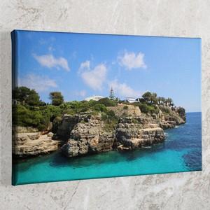 Lienzos rectangulares con foto