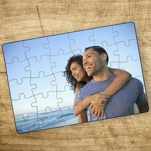 Rompecabeza 30 piezas personalizado con foto