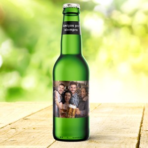 Cervezas con foto